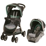 Graco FastAction Fold Classic Connect Travel System, Richmond