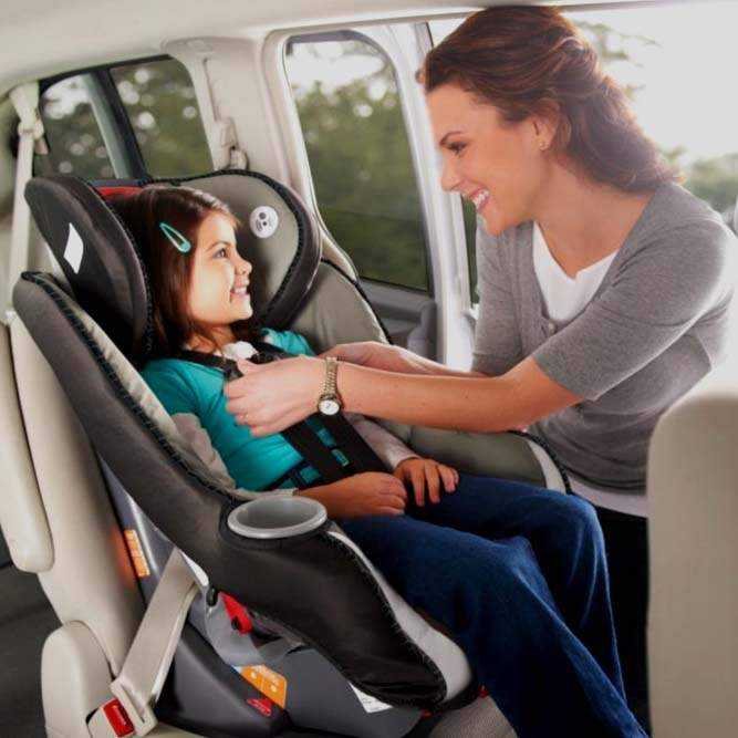 What To Do With Used Child Car Seats