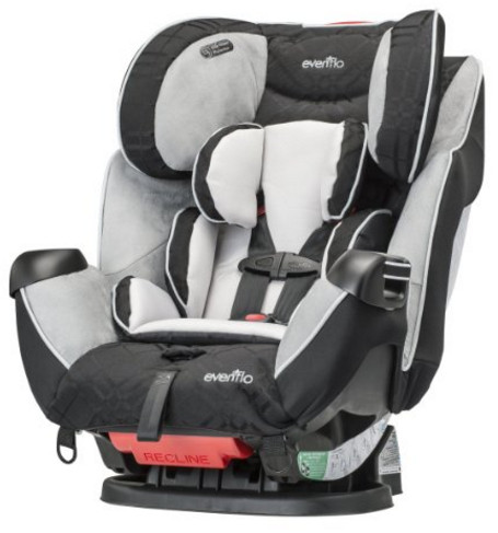 evenflo car seat reviews a 6 years lifespan at least. Black Bedroom Furniture Sets. Home Design Ideas