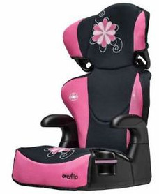 Evenflo Big Kid Sport Booster Car Seat