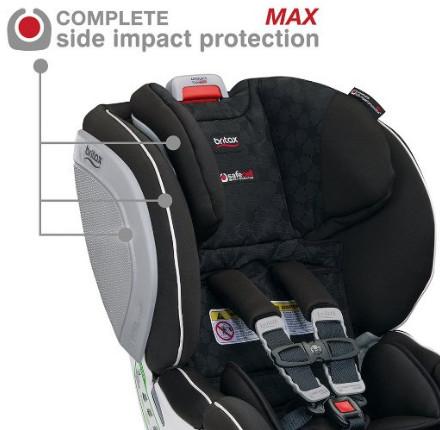 Britax USA Advocate ClickTight Convertible Car Seat