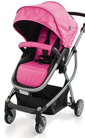 Urbini 10AR1Y-PNKU Omni 3-in-1 Reversible Baby Stroller Seat