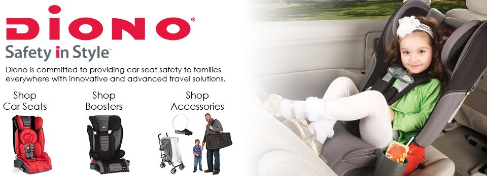 Diono Car Seat Reviews For FAA Approved Seats