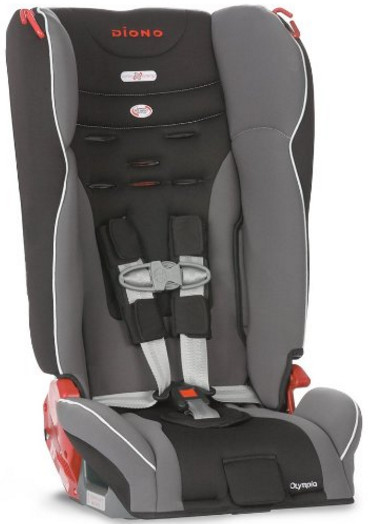 Diono Olympia Convertible Plus Booster Car Seat
