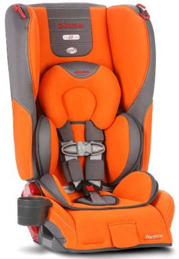 Diono Pacifica Convertible Plus Booster Seat with Body Pillow
