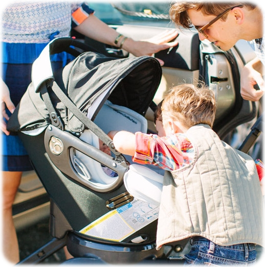 Travel Systems Car Seat And Stroller Combos