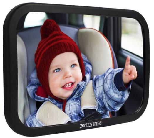 Cozy Greens® Baby Car Mirror