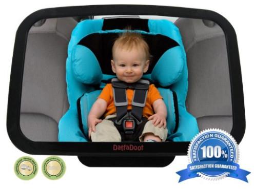 DaffaDoot Baby Car Mirror