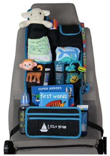Little Noah Backseat Car Organizer