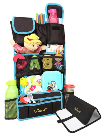 booboo USA Backseat Car Vehicle Organizer