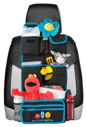 Backseat Car Organizer from Hello Little Monsters