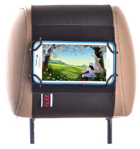 Best Tablet Holder. TFY Universal Car Headrest Mount Holder